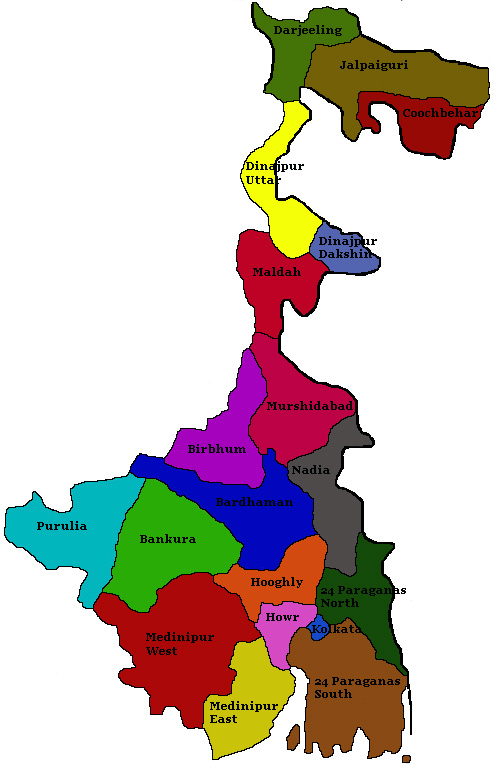 പശ്ചിമബംഗാള് ഇനി ബംഗ്ല; പുതിയ പേരിന് നിയമസഭാ അംഗീകാരം