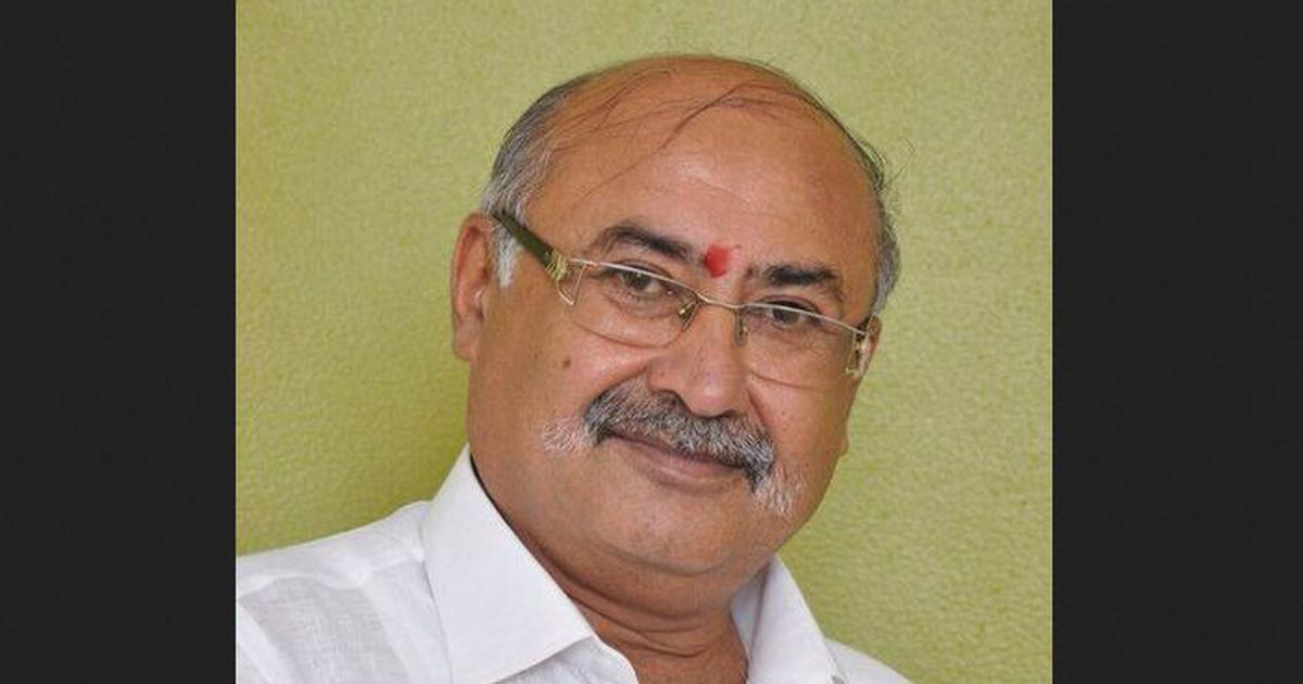 ലൈംഗികാരോപണം: ബി.ജെ.പി ഉപാധ്യക്ഷന് പാര്ട്ടിസ്ഥാനങ്ങള് രാജിവെച്ചു