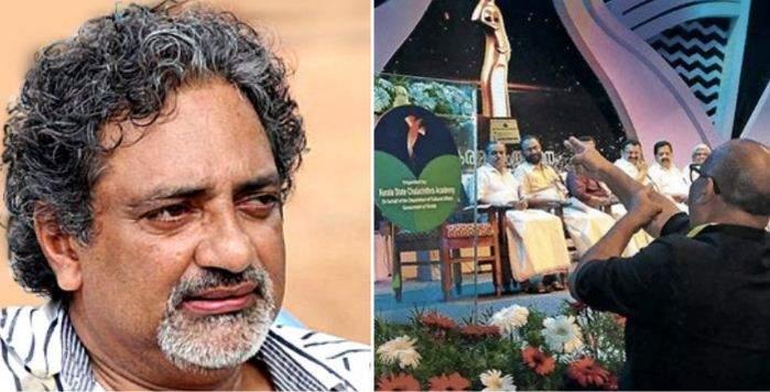 അലന്സിയറുടെ തോക്ക് പ്രയോഗം: രൂക്ഷവിമര്ശനവുമായി ജോയ് മാത്യു രംഗത്ത്
