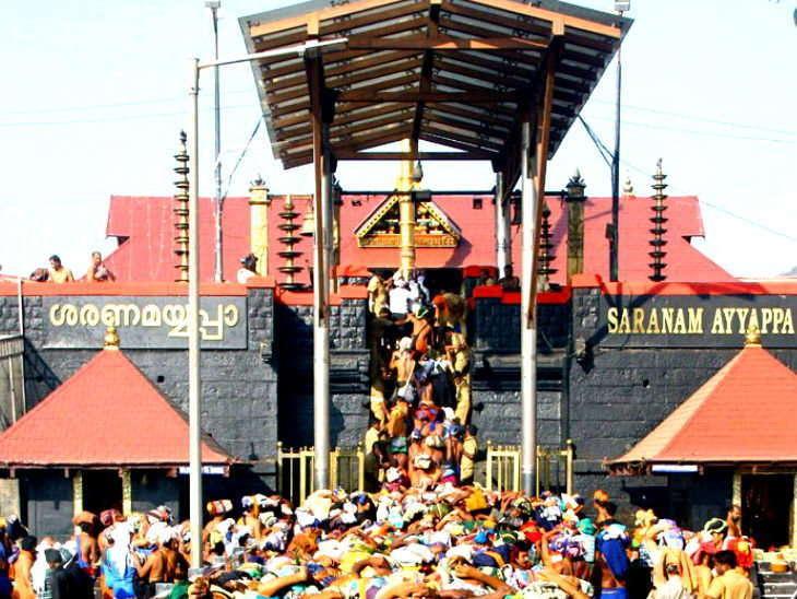 ശബരിമലയില് സുരക്ഷാ സംവിധാനം ശക്തമാക്കാന് തീരുമാനം; 5000 പൊലീസുകാരെ വിന്യസിക്കും