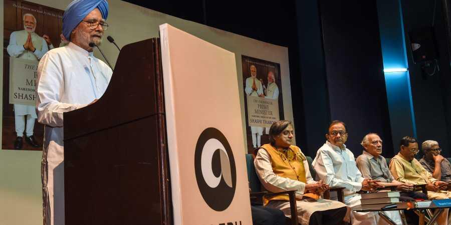 നരേന്ദ്രമോദി വിരോധാഭാസിയായ പ്രധാനമന്ത്രിയെന്ന് ഡോ.മന്മോഹന് സിങ്