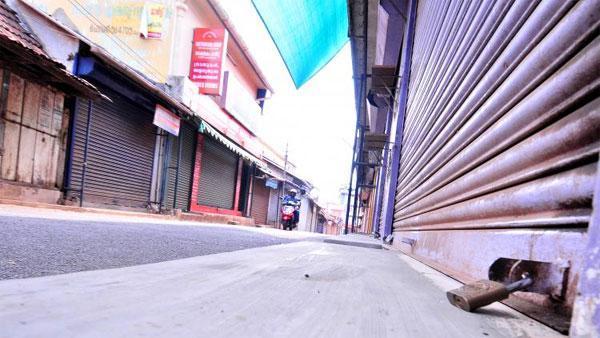 തൃശൂർ വാടാനപ്പള്ളി താലൂക്കിൽ  ഇന്ന് ഹർത്താൽ