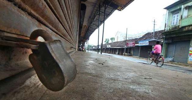 സംസ്ഥാനത്ത് നാളെ ഹര്ത്താല്: പിന്തുണച്ച് ബിജെപി