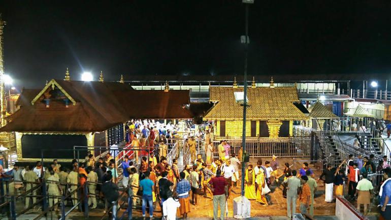 ശബരിമല സ്ത്രീ പ്രവേശം: ഹരജികള് സുപ്രീംകോടതി നവംബര് 13ന് പരിഗണിക്കും