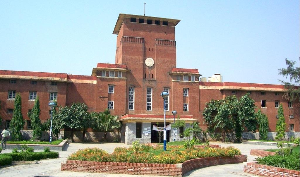 ഡല്ഹി സര്വകലാശാലയില് എം.ബി.എ