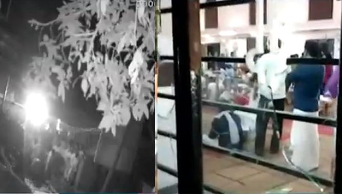 മാന്ദാമംഗലത്ത് ഓര്ത്തഡോക്സ്-യാക്കോബായ സംഘര്ഷം; ഭദ്രാസനാധിപന് ഉള്പ്പെടെ നിരവധി പേര്ക്ക് പരിക്ക്