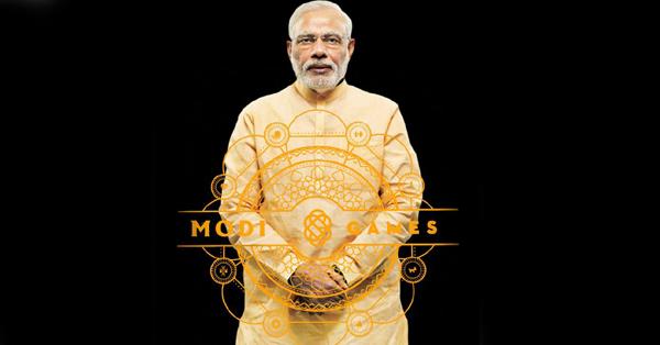 സോഷ്യല് മീഡിയയില് തരംഗമായി 'മോദിയുടെ കളികള്'