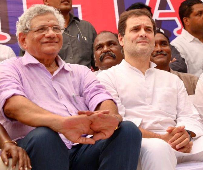 ബംഗാളില് കോണ്ഗ്രസ്-സി.പി.എം കൂട്ടുകെട്ടില്ല; കോണ്ഗ്രസ് ഒറ്റക്ക് മത്സരിക്കും