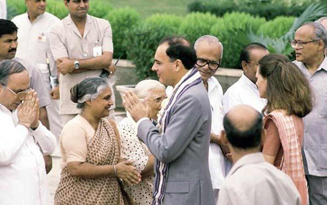 ഷീലാ ദീക്ഷിത്: ഡല്ഹിയുടെ മുഖച്ഛായ മാറ്റിയ ഭരണാധികാരി